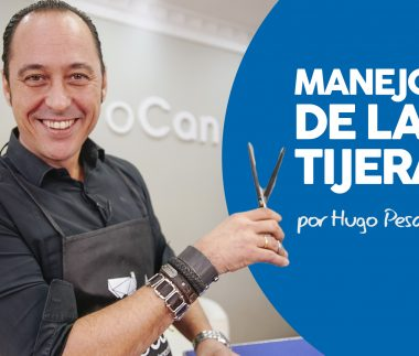 MANEJO DE LAS TIJERAS